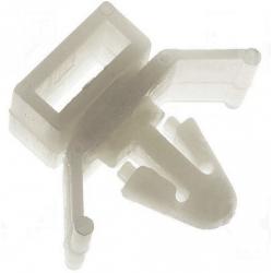 Clip de cable de nylon