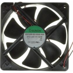 Ventilador refrigeración de 12v. 120x120x38mm