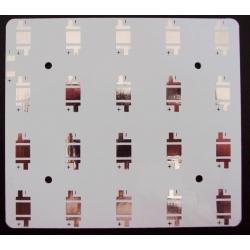 Circuito Impreso para 20 Led CREE-Lumiled