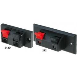 Conector de panel de altavoz o alimentación