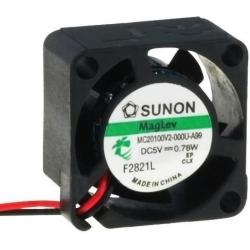 Ventilador refrigeración de 5v.de 20x20x10mm