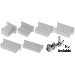 Conectores Hembra NX paso 1.25mm