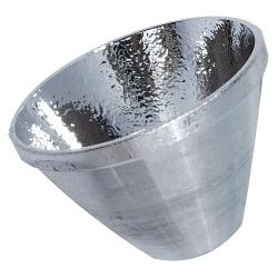 Reflector de aluminio de 42x33mm