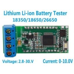 Circuito Tester de baterías