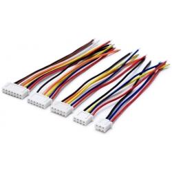 Cables conector JST-XH Polarizados 2.5mm
