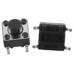 Pulsador Tact Switch de 4.5x4.5mm SMD