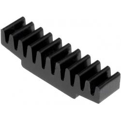 Disipador Térmico de Peines 30x7.5mm