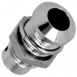 Mirillas metálicas para Led de 5mm Cabeza amolada AMQ