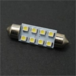 Festoon 8LED 1210 SMD de 36mm