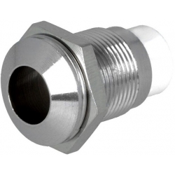 Mirilla led 8mm metal