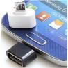 Adaptador Micro USB a USB Hembra