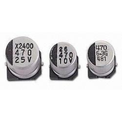 Condensadores Electrolíticos SMD