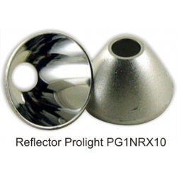 Reflectores Prolight Metalizados para Led