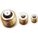 Casquillos de Rosca tipo E10-E12-E17