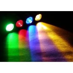 Filtros de colores para Linternas