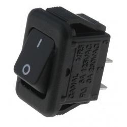 Mini Interruptor basculante (Rocker) 15x10x12mm