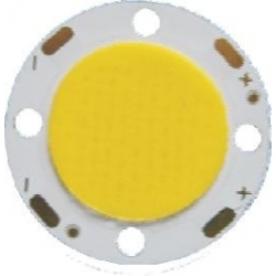 COB Led Redondo de 29mm de 3w