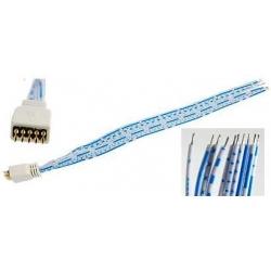 Conectores de 10 pin macho paso 2.54mm