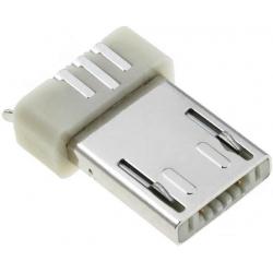 Conector Micro USB A-Macho SMD 5 pin