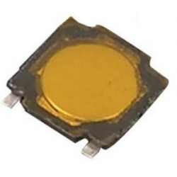 Pulsador Tact Switch SMD de 4.9x4.9x0.75mm extraplano