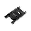 Conectores SIM, Sdcard de memorias
